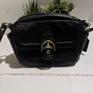 Coach Camera Bag - Adjustable Strap